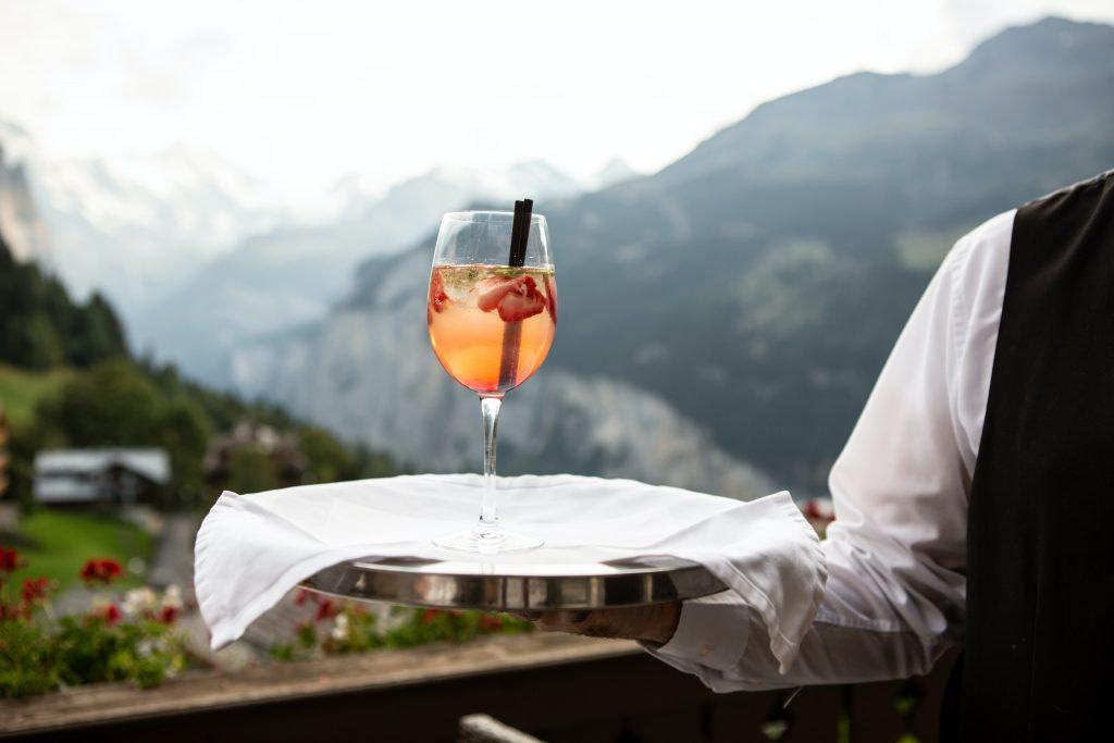 Hotel butler service