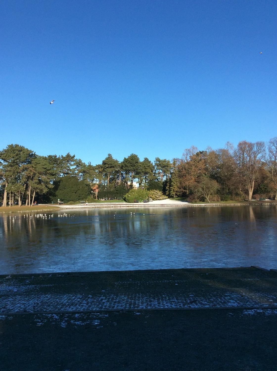 Theparks in Malmö