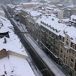 In Sarajevo following the steps of Morgan Freeman