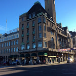Malmö hotel: in the bed of history