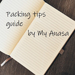 Packing tips: a free guide for you