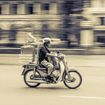 Food Delivery: 1 cool way you can use to make money to travel