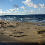 Saulkrasti Beach in Latvia: what to see and what to do