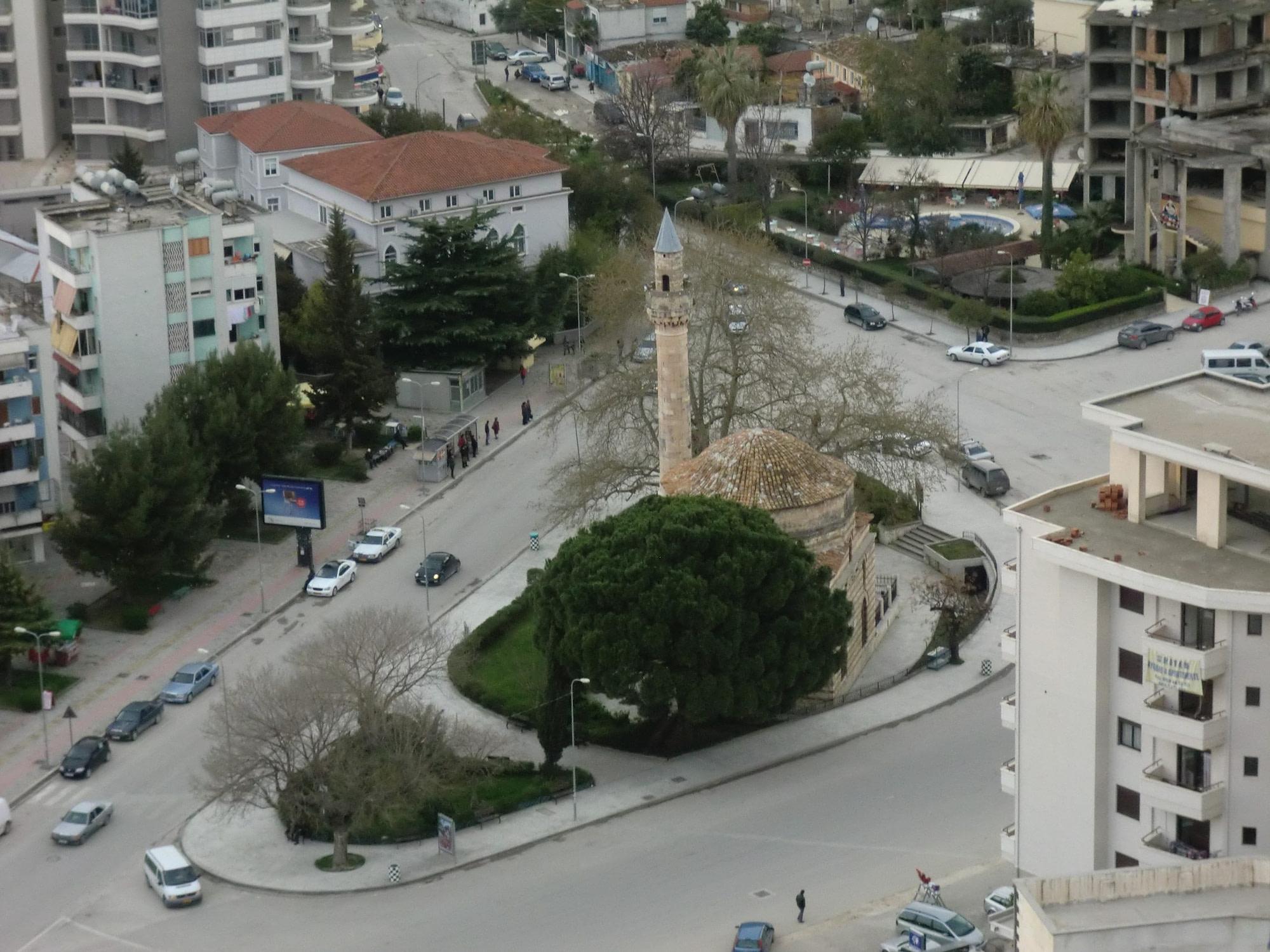 vlora mosque