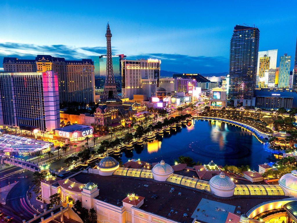 Valentine's Day getaways Las Vegas