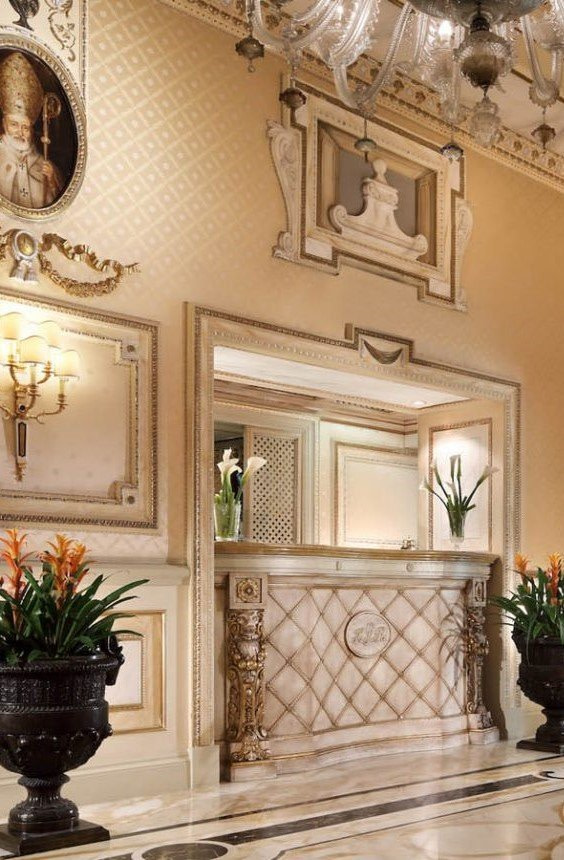 Luxury hotel Rome - Splendide Hotel Royal Rome